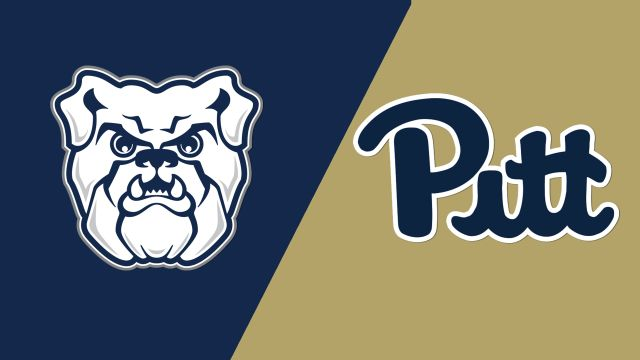 Butler vs. #20 Pittsburgh (W Volleyball)
