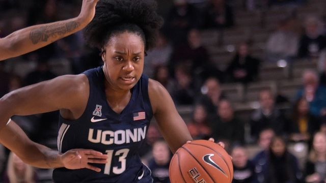 #4 UConn vs. Ohio State (W Basketball)