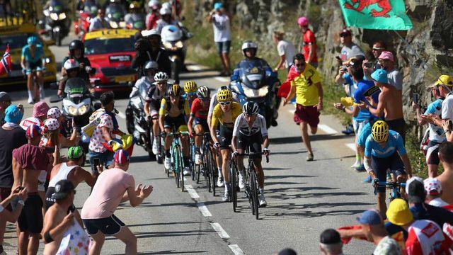 Ciclismo: Tour de France: Etapa 12: Bourg-Saint-Maurice até Alpe d'Huez (Stage #12)