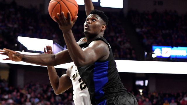 Duke vs. Wake Forest (M Basketball)
