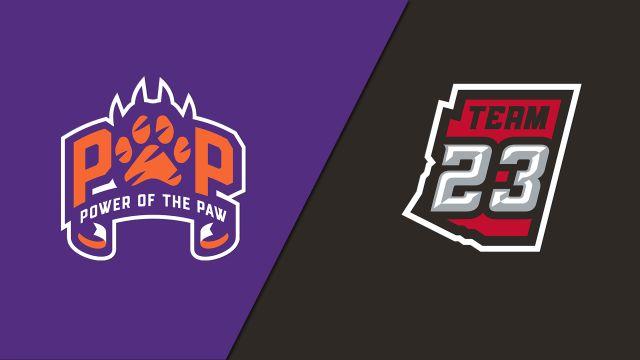Power of the Paw (Clemson) vs. Team 23 (Regional Round)