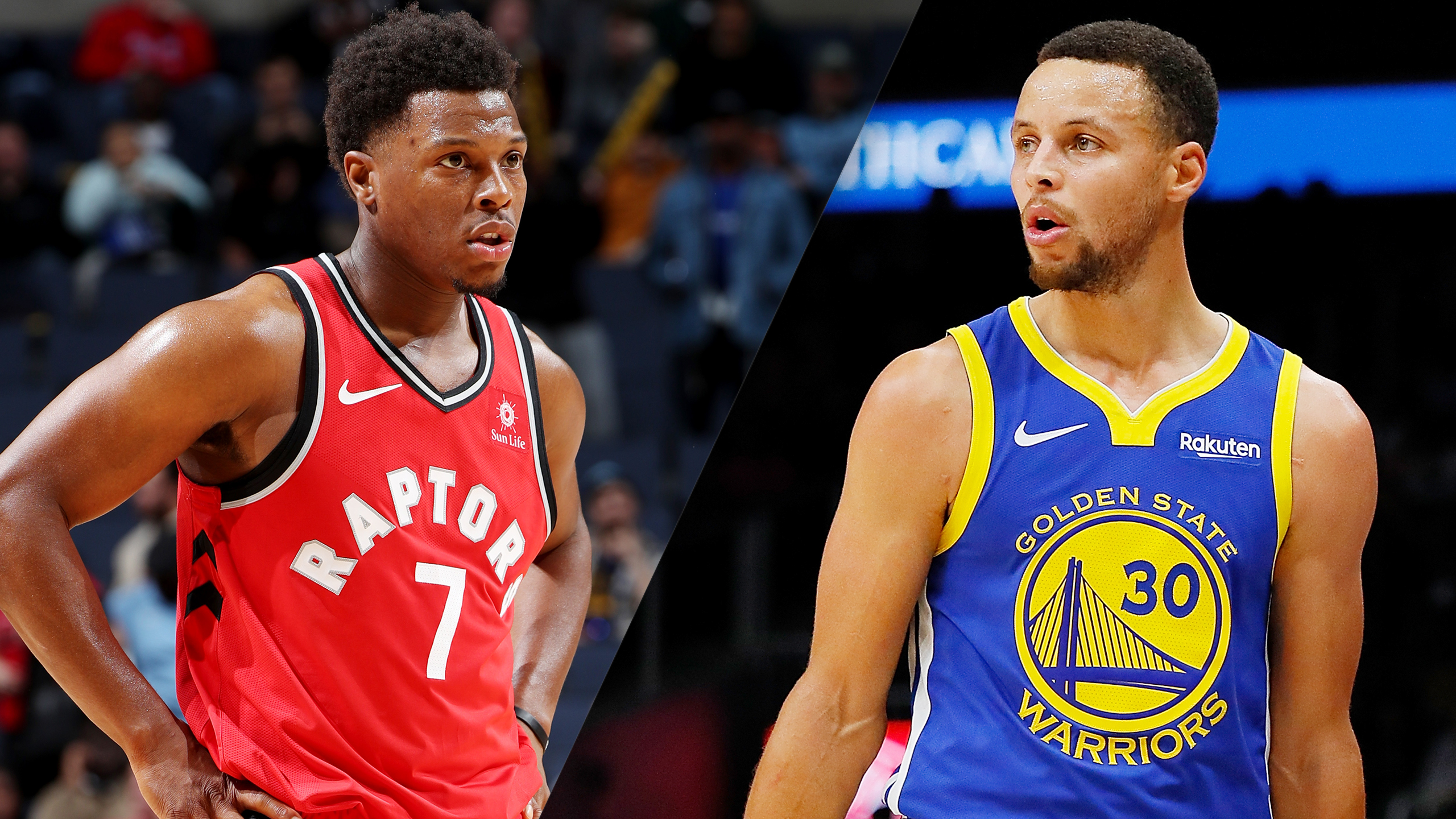 Toronto Raptors vs. Golden State Warriors (re-air)