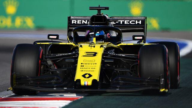 Formula 1 VTB Russian Grand Prix Qualifying