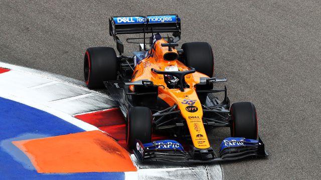 Formula 1 VTB Russian Grand Prix Practice 3