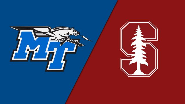 Middle Tennessee State vs. Stanford (7th Place Game)