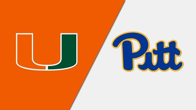 Miami vs. Pittsburgh (Football)