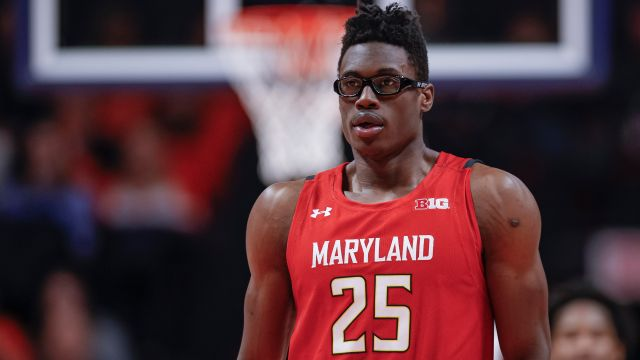#9 Maryland vs. Michigan State (M Basketball)