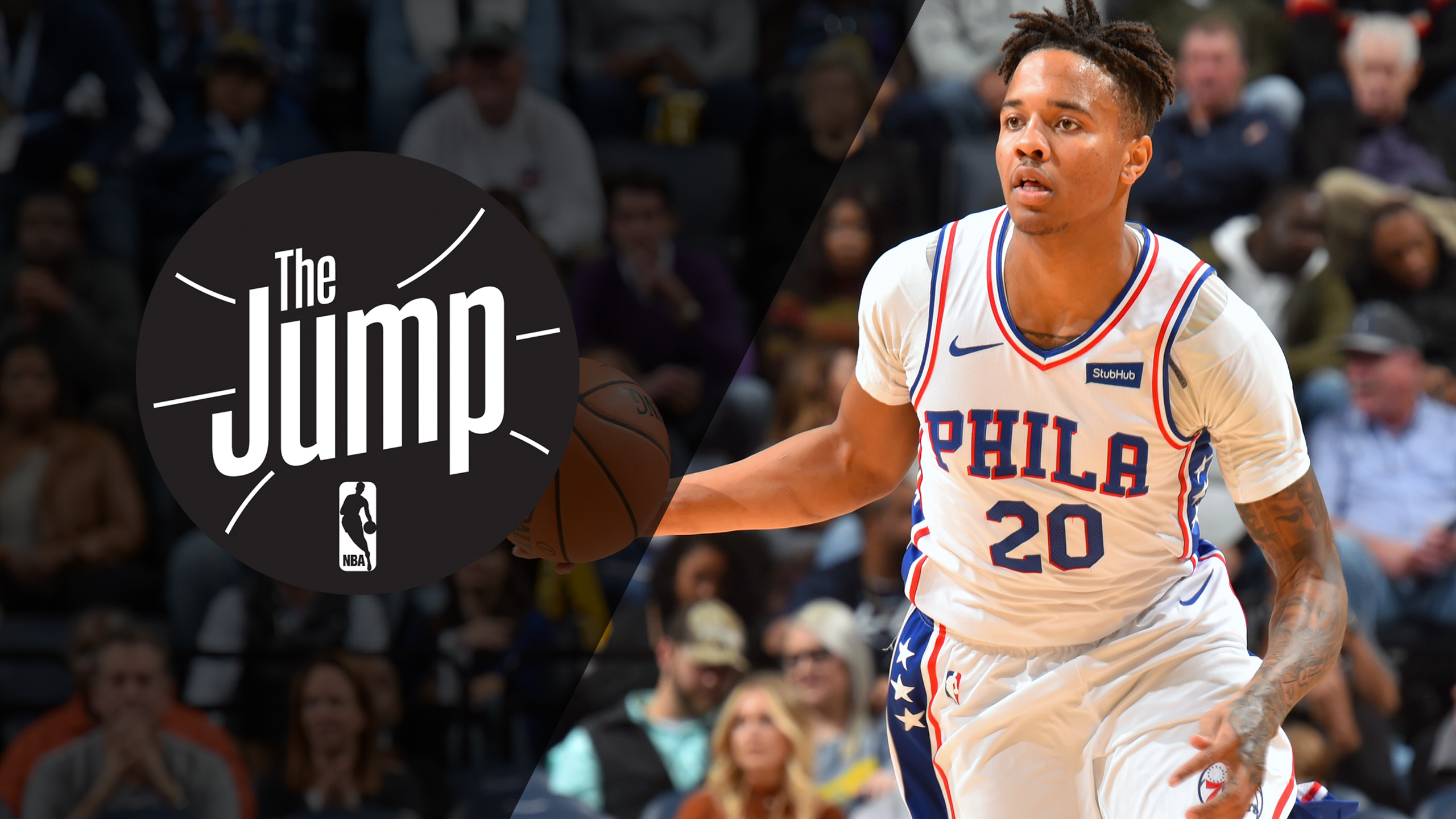 Tue, 11/13 - NBA: The Jump