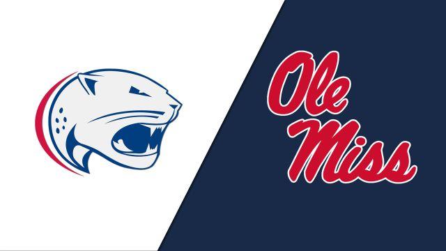 South Alabama vs. Ole Miss (W Soccer)