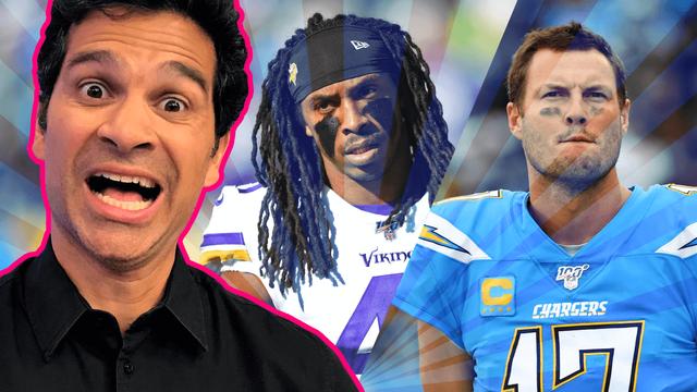 Quais são as melhores barganhas da free agency da NFL?