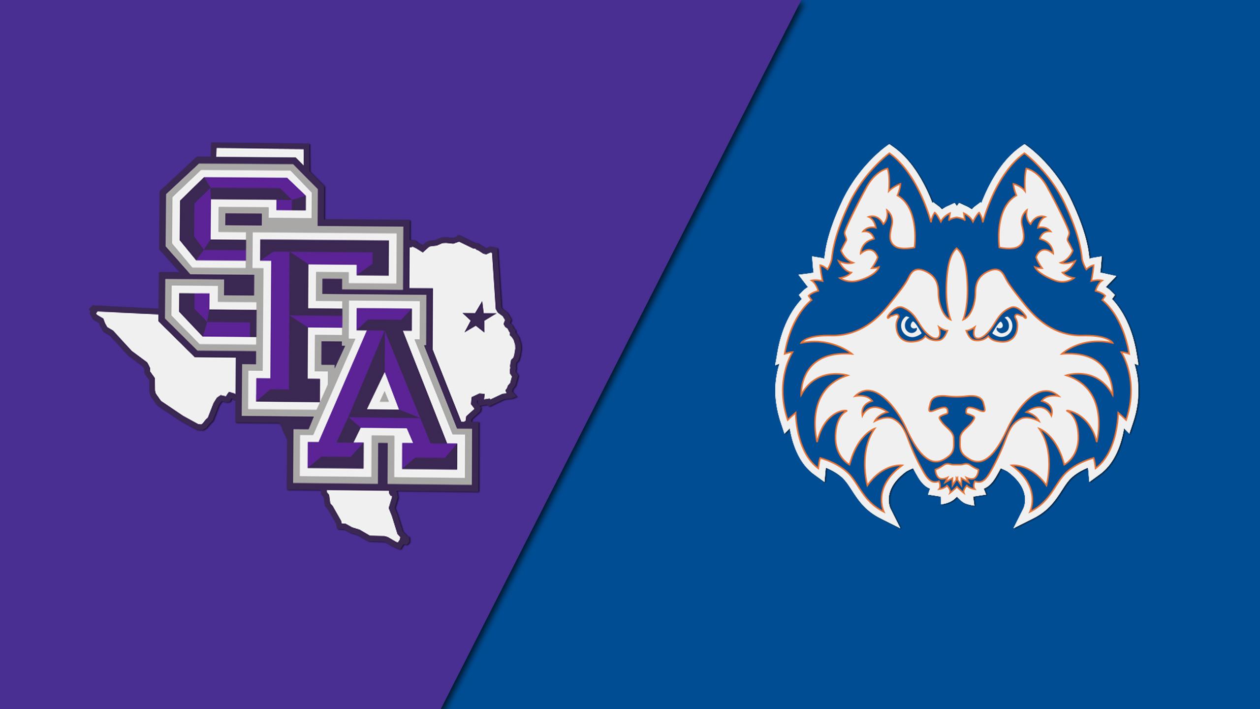 Stephen F. Austin vs. Houston Baptist (Football)