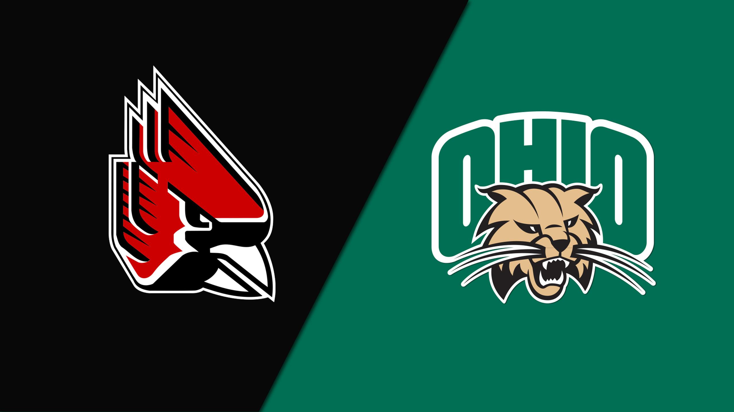 Ball State vs. Ohio (M Basketball)