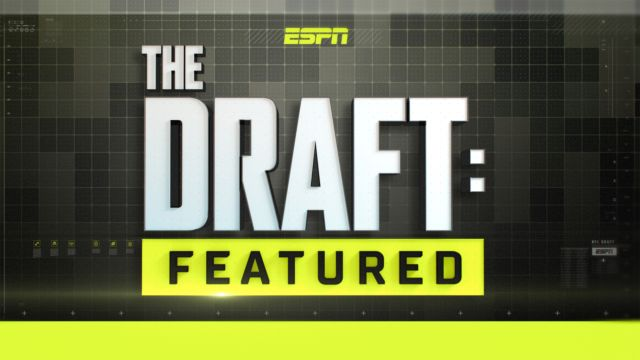 Wed, 3/25 - The Draft: Featured (Episode 1)