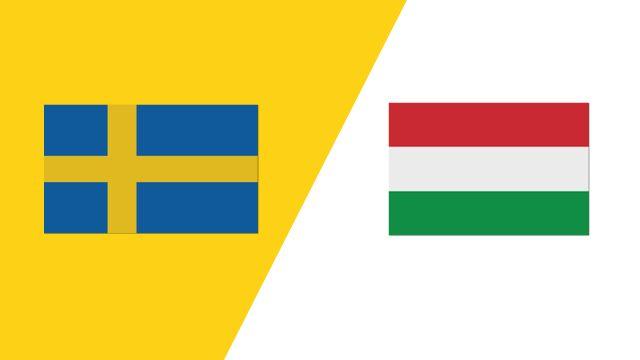 Sweden vs. Hungary