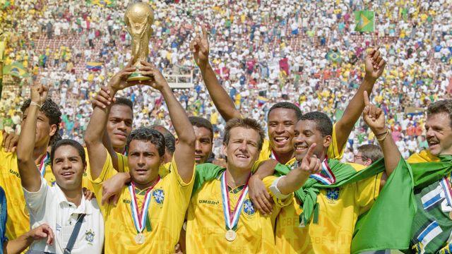 Brasil x Itália em 1994