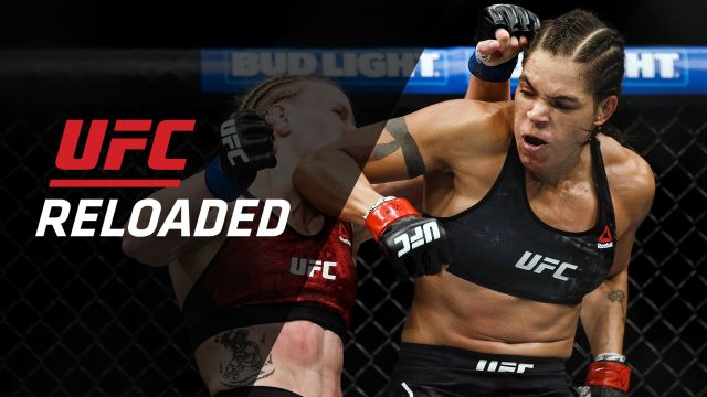 UFC Reloaded: 215: Nunes vs. Shevchenko 2