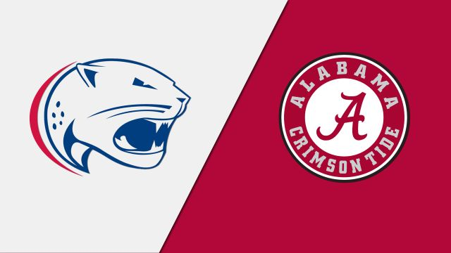 South Alabama vs. Alabama (W Volleyball)