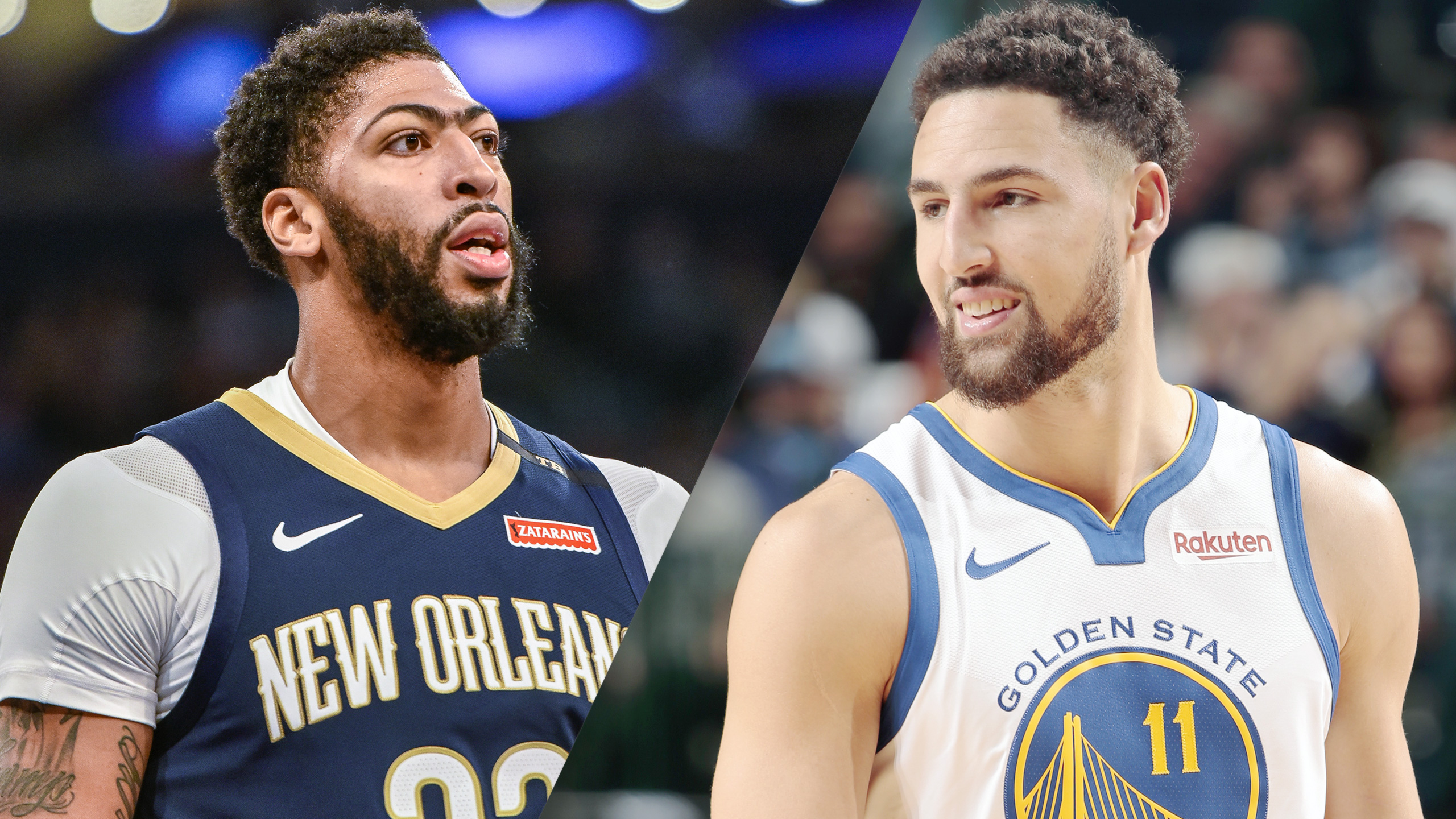 New Orleans Pelicans vs. Golden State Warriors (re-air)