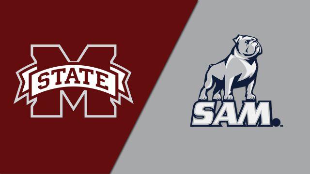 Mississippi State vs. Samford (W Tennis)