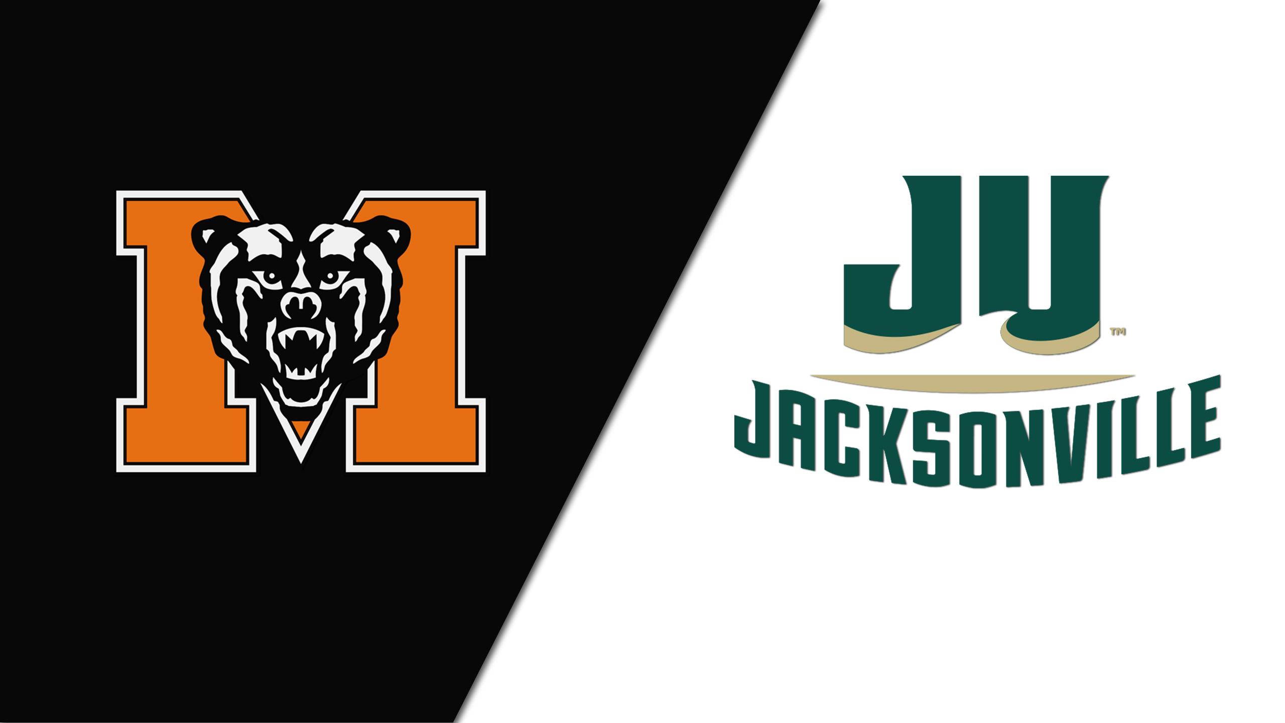 Mercer vs. Jacksonville (Opening Round)