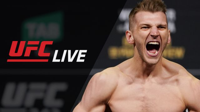 Fri, 2/21 - UFC Live: Fight Night Auckland