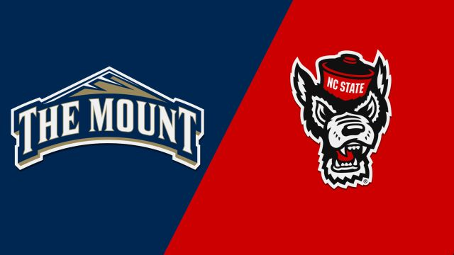 Mount St. Mary's vs. NC State (M Basketball)