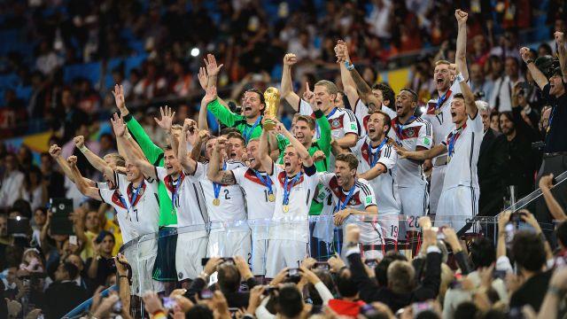 Match 64 - A história da Final da Copa de 2014