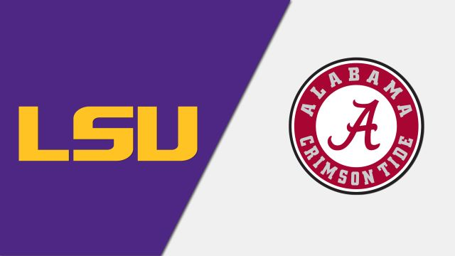 #16 LSU vs. Alabama (Baseball)
