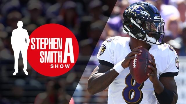 Thu, 9/19 - The Stephen A. Smith Show Presented by Progressive