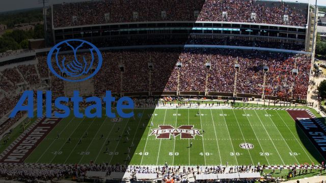 SkyCam: Alabama vs. Mississippi State Presented by Allstate (Football)