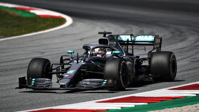 Formula 1 myWorld Austrian Grand Prix Practice 2