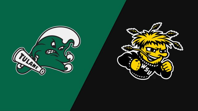 Tulane vs. Wichita State (W Volleyball)