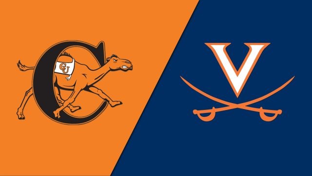 Campbell vs. #1 Virginia (Second Round) (NCAA Men's Soccer Championship)
