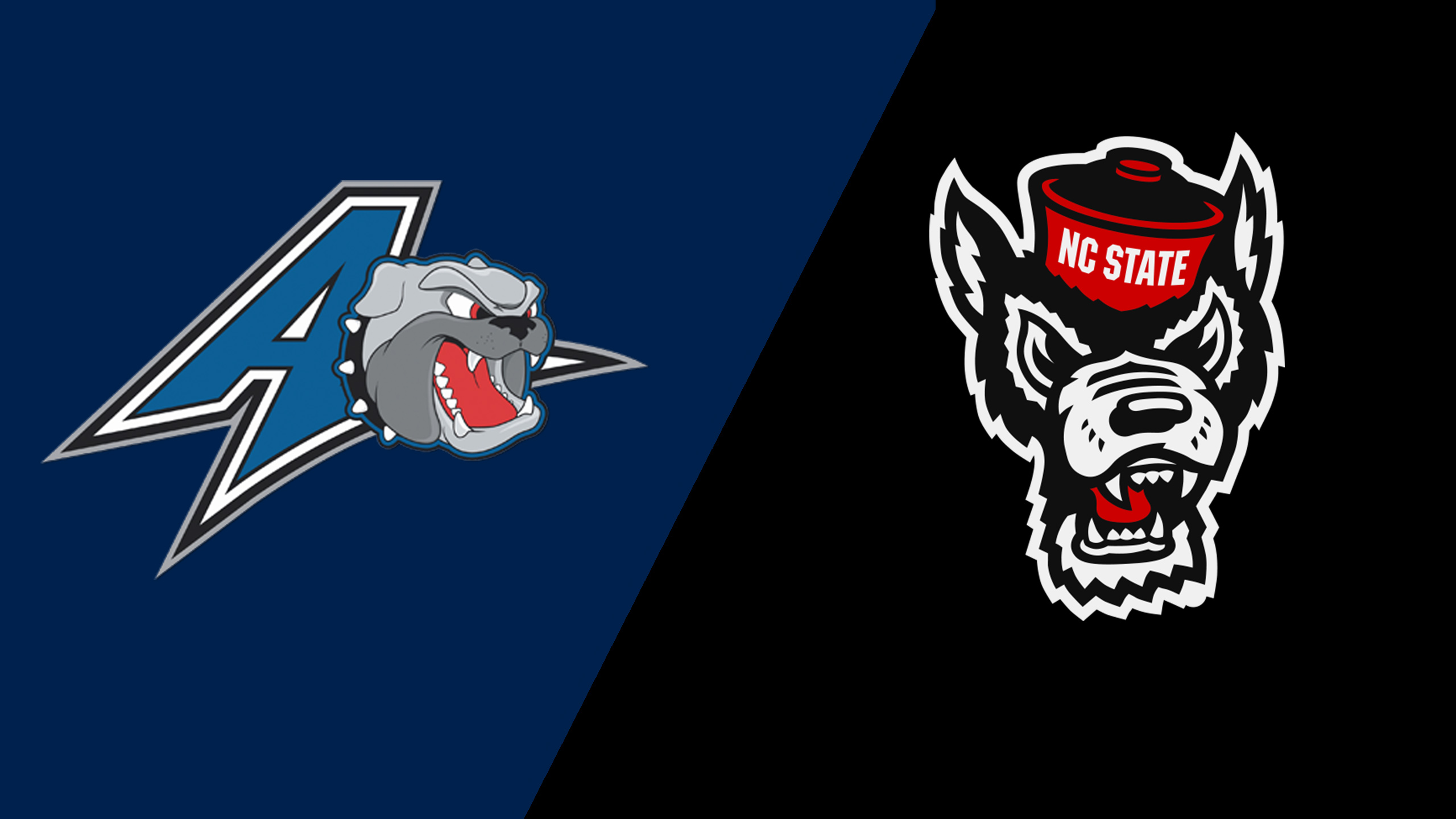 UNC Asheville vs. NC State (M Basketball)