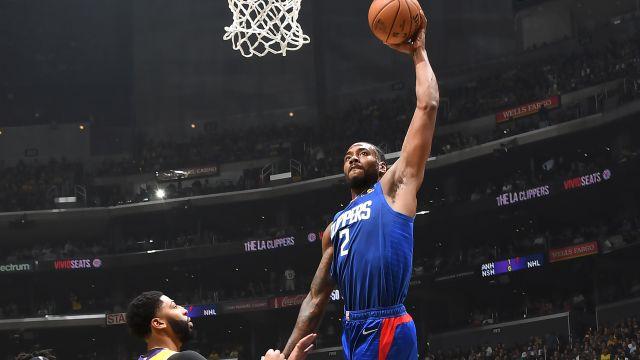 Under The Rim Cameras: Houston Rockets vs. LA Clippers