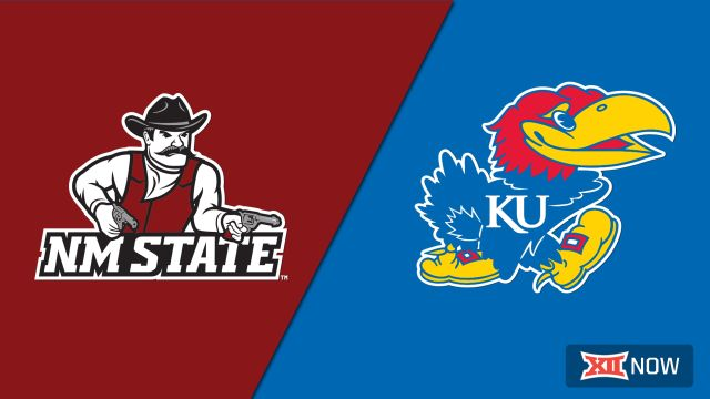 New Mexico State vs. Kansas