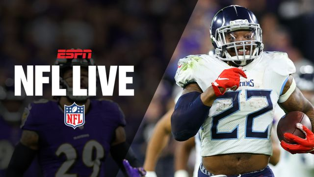 Thu, 1/16 - NFL Live Presented By KFC