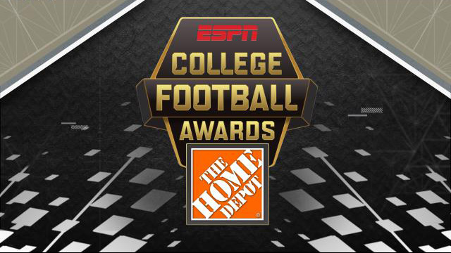 The Home Depot College Football Awards Red Carpet Special