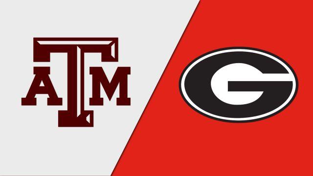 Texas A&M vs. Georgia