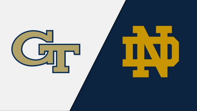 #8 Georgia Tech vs. Notre Dame (Baseball) (ACC Baseball Championship)