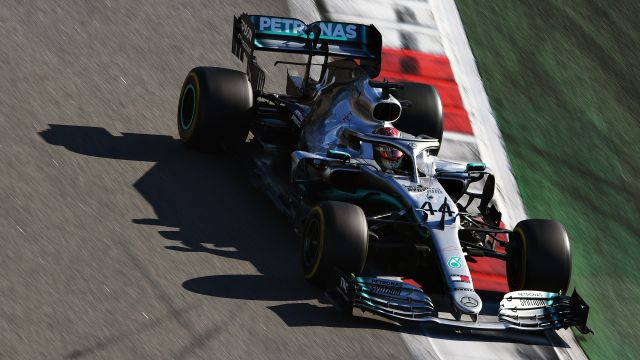 Formula 1 VTB Russian Grand Prix: Coverage presented by Mothers Polish