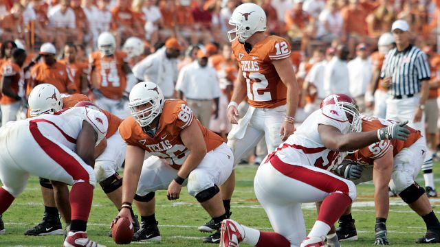 Arkansas vs. Texas (Football)