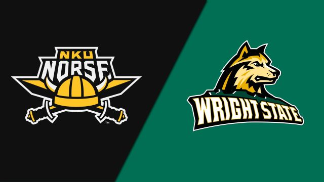 Fri, 1/24 - Northern Kentucky vs. Wright State (M Basketball)