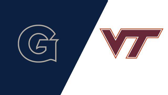 Georgetown vs. Virginia Tech (W Soccer)