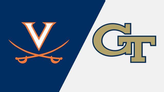 Virginia vs. Georgia Tech (W Volleyball)