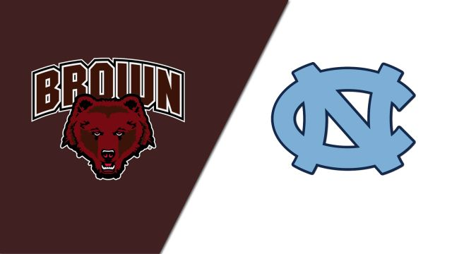 Brown vs. North Carolina (Men's Championship)