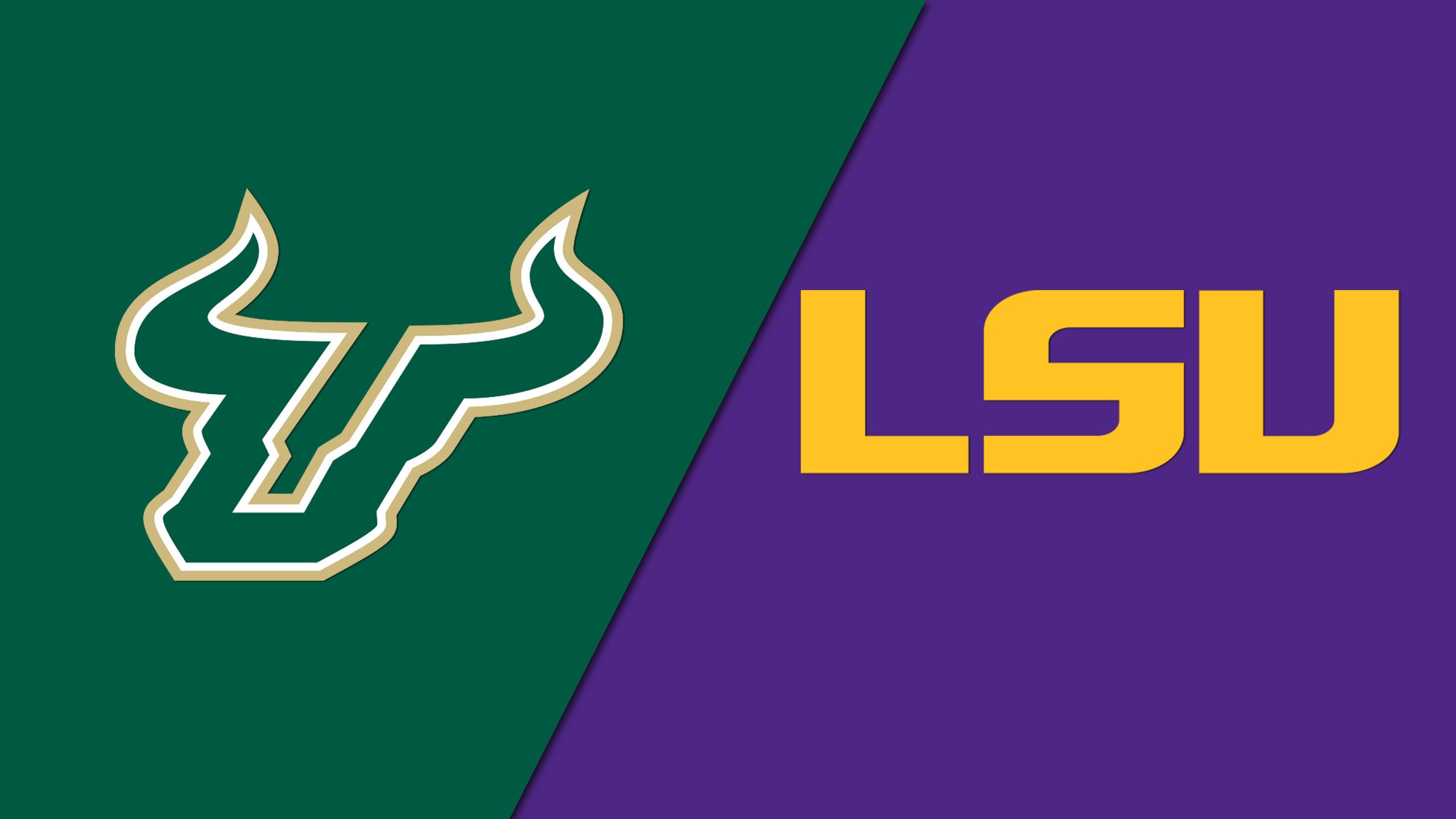 South Florida vs. LSU
