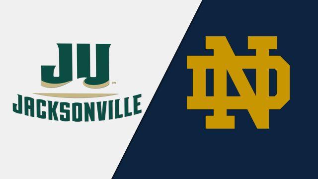 Jacksonville vs. Notre Dame (M Basketball)