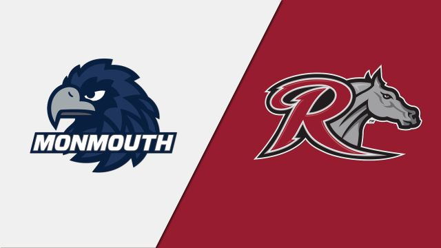 Monmouth vs. Rider (M Basketball)