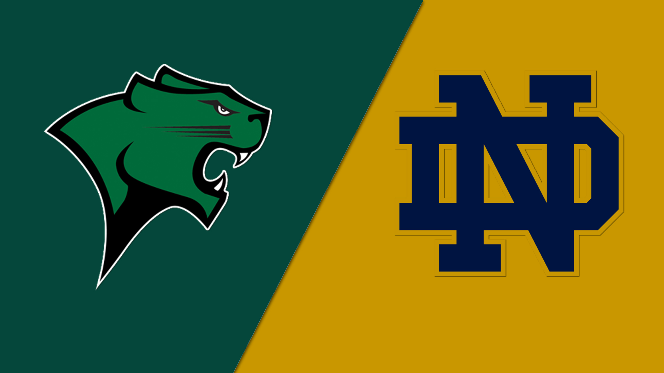 Chicago State vs. Notre Dame (M Basketball)